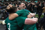 In Pics: Joyous scenes in Dublin as Ireland make history against All Blacks