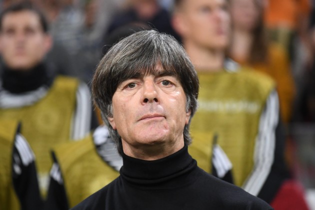 Loew says Germany must accept 'painful' Nations League relegation
