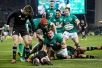 Stunning Stockdale score sees Schmidt's Ireland down the All Blacks again