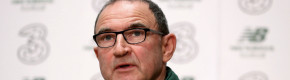 Disappointed Martin O'Neill admits Ireland not good enough going forward