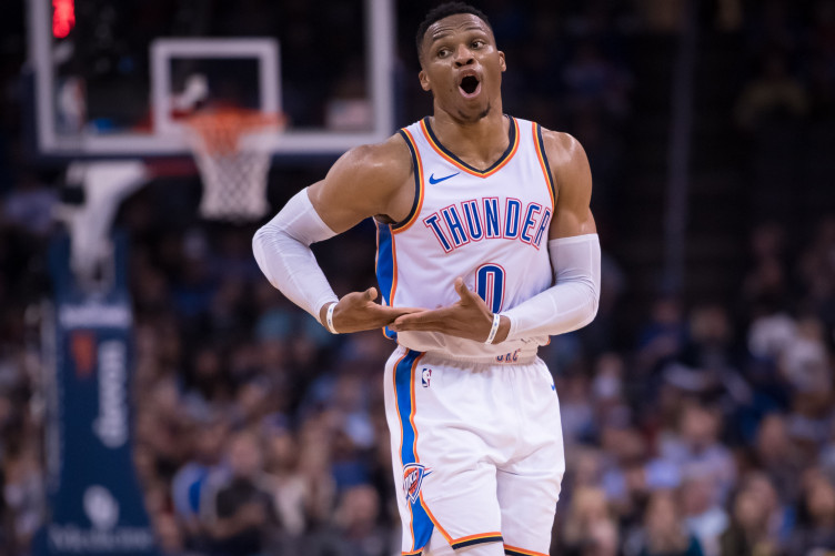 Dominant Westbrook hit the 107th triple-double of his career last night 87111fc4d