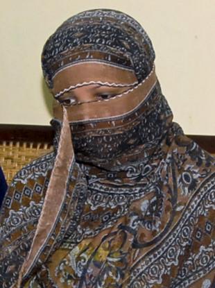 Asia Bibi in November 2010
