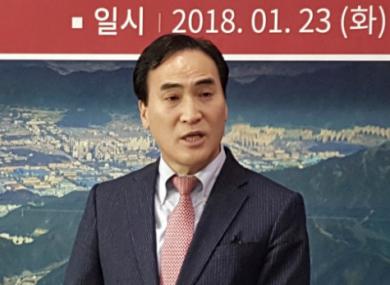Interpol president Kim Jong Yang