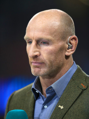 Gareth Thomas (file pic).