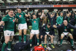 Best 'physically exhausted, mentally ecstatic' after leading second Irish win over All Blacks