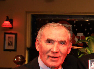 Broadcasting legend Weeshie Fogarty passed away over the weekend.