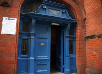 Dublin's Coroner's Court