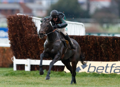 It was an exceptional performance from Altior this afternoon at Sandown.