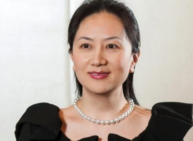 Huawei Finance Chief Meng Wanzhou