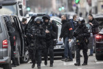 Operation launched in Strasbourg neighbourhood in search of Christmas market gunman