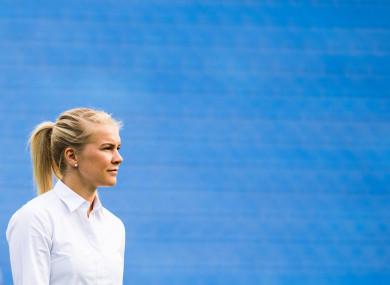 Ada Hegerberg (file pic).
