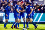 Leinster find a way as Bath promise to go 'full metal jacket' for return leg