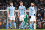 Man City receive major boost as star duo De Bruyne and Aguero in contention