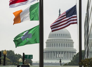 The move could be an excellent opportunity for Irish people moving to the US.