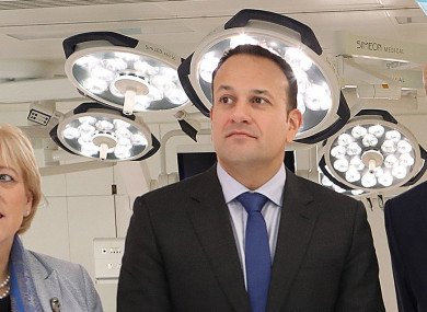 Taoiseach Leo Varadkar said rolling out abortion services in Ireland will not be like flicking a switch.