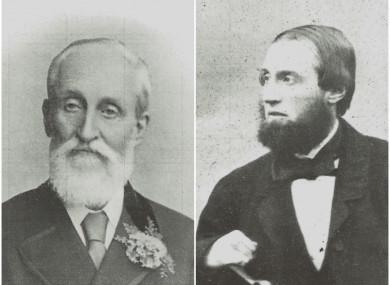 William and Robert Jacob