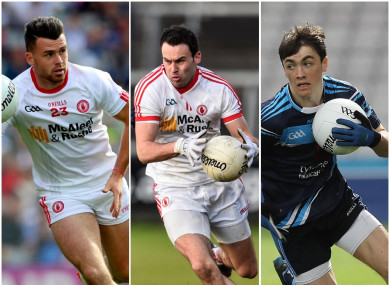There'll be plenty interest in how these Tyrone forwards fare.