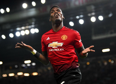 e2d4b423de6 More efficiency, less showboating: Solskjaer lauds Pogba's 'top ...