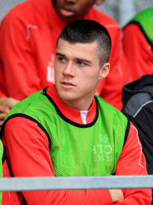 The Blanchardstown-born player joined Liverpool in 2011 and left in 2016.