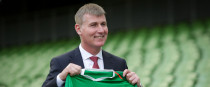 Republic of Ireland U21 manager Stephen Kenny.
