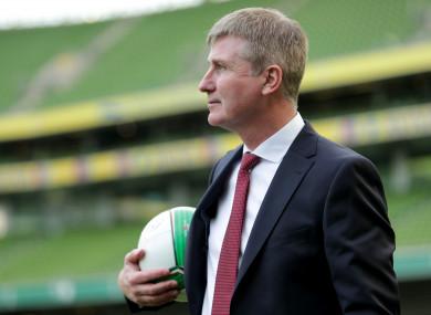 Ireland U21 manager Stephen Kenny.