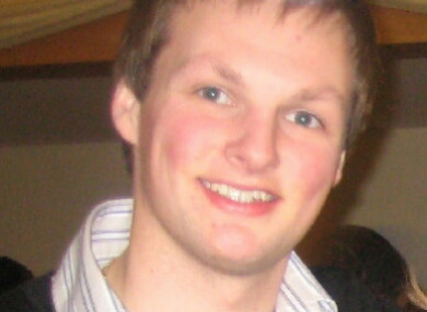 Shane was 23-years-old when he was hit by a car and killed.