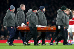 Another defensive blow for Arsenal as Bellerin ruled out for the rest of the season
