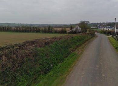 The Ballyandrew area of rural Wexford.