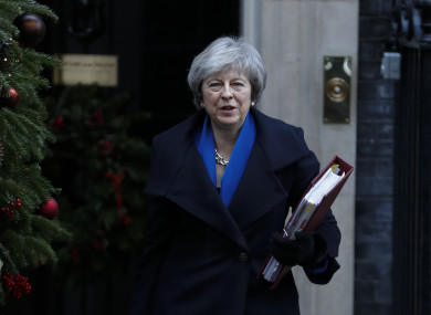 May faces serious opposition to her proposed Brexit deal.