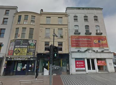 124 Patrick Street, Cork City