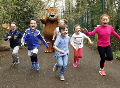 There's no such thing as a Gruffalo - or is there?