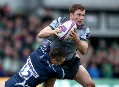 Jack Carty helped Connacht to an important win.