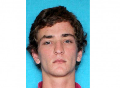 Undated photo of Dakota Theriot provided by Livingston Parish Sheriff's Office.
