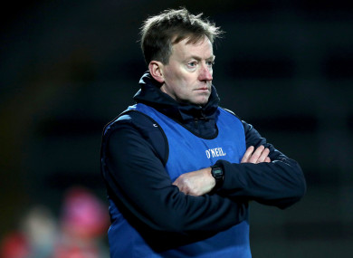 Paul Beary was in charge when Na Piarsaigh reached last year's Munster club final.
