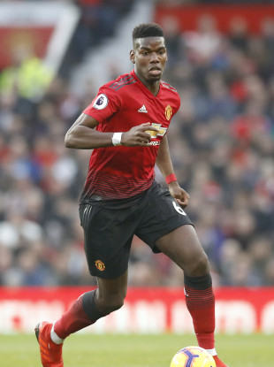 Why Paul Pogba has looked transformed under Ole Gunnar ...