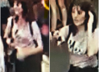 Images of Aiia Maasarwe released by Victoria Police