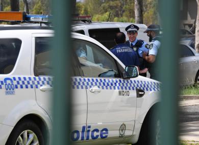 File photo. Sydney police