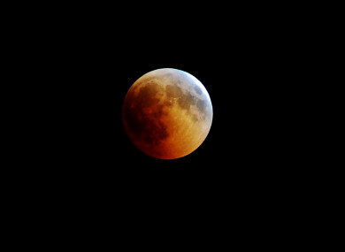 blood red moon 2019 ireland - photo #45