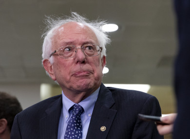 Independent senator Bernie Sanders has apologised for alleged harassment by members of his 2016 campaign team