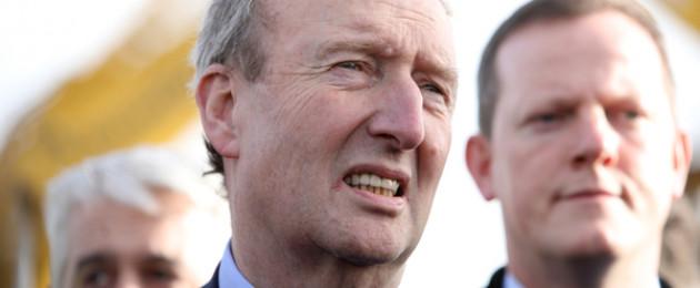 Minister for Transport Shane Ross