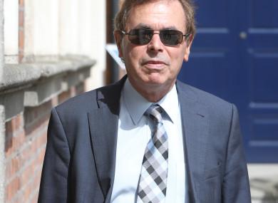 Former Justice Minister Alan Shatter.