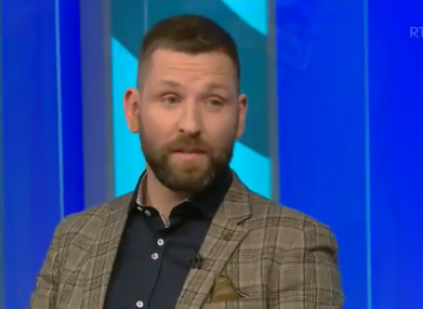 Ken McGrath, speaking on RTÉ last night.