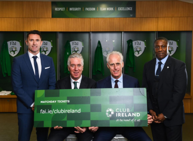 Club Ireland was launched today.