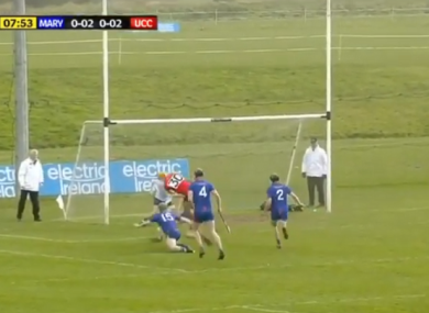 It was a beautiful effort from the Tipperary forward.