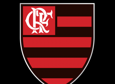The Flamengo crest.