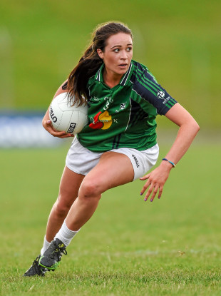 Kildare captain Grace Clifford.