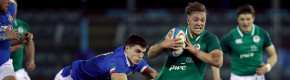Clinical Ireland U20s take bonus point in Italy to sustain winning run in Six Nations