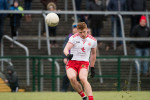 Tyrone tweak starting line-up in search of first league win against Monaghan