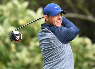 5f1c525966f Rory McIlroy confirms he will miss 2019 Irish Open · The42