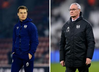 Parker and Ranieri.